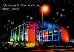 LEAFLET - CHRISTMAS AND NEW YEARS EVE AT FAIRFIELD - INFORMATION ; DEC 2005; 200512MA