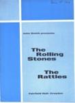 PROGRAMME THE ROLLING STONES; APR 1964; 196404BM