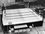 PHOTO CONCERT HALL WRESTLING RING; NOV 1962; 196211LA