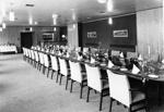 PHOTO FAIRFIELD HALLS MAPLE ROOM; NOV 1962; 196211LU