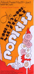 FLYER POPKISS; MAY 1972; 197205BO