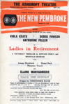 FLYER ASHCROFT LADIES IN RETIREMENT DEREK FOWLDS; MAR 1965; 196503BG