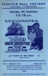 FLYER FILM LASSIE; SEP 1965; 196509BA