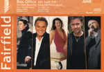 FAIRFIELD DIARY JUNE 2003 PAUL YOUNG, JENNIE BOND, JOOLS HOLLAND, GENE PITNEY, FREDDIE STARR, ROBERT WINSTON AND KOOL AND THE GANG; JUN 2003; 200306BB