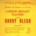 FLYER LONDON MOZART PLAYERS HARRY BLECH; FEB 1965; 196502BC