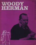PROGRAMME JAZZ WOODY HERMAN; JAN 1966; 196601BC
