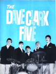 PROGRAMME DAVE CLARK FIVE; JUN 1964; 196406BC