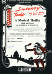 SWEENY TODD - THEATRE; MAY 1988; 198805MA