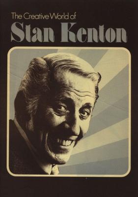 PROGRAMME STAN KENTON MUSIC; JAN 1975; 197501BE