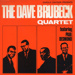 FLYER THE DAVE BRUBECK QUARTET; NOV 1966; 196611BO