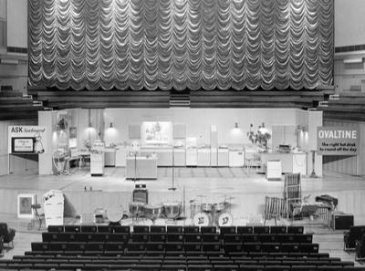 PHOTO CONCERT HALL SEEBOARD CONCERT; NOV 1962; 196211HV