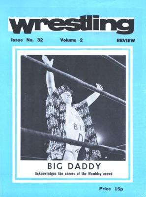 PROGRAMME WRESTLING BIG DADDY; SEP 1979; 197909FA