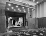 PHOTO ASHCROFT THEATRE SET; JUN 1964; 196406FC