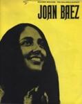 PROGRAMME JOAN BAEZ; SEP 1965; 196509BG