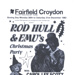 PROGRAMME COMEDY ROD HULL; DEC 1983; 198312FG