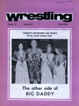 WRESTLING PROGRAMME BIG DADDY SILVER JUBILEE; MAR 1977; 197703BB