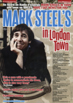 MARK STEEL'S IN LONDON TOWN - LEAFLET  ; FEB 2014; 201402NQ