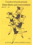 PROGRAMME DANCE CROYDON SCHOOLS ASSOCIATIONS; FEB 1987; 198702FC