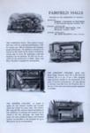 FIRST CONCERT QUEEN MOTHER CLASSICAL OPENING PROGRAMME ARCHITECHTUAL DESCRIPTION; NOV 1962; 196211BE