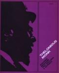 PROGRAMME THELONIOUS MONK; APR 1966; 196604BO
