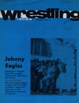 PROGRAMME WRESTLING JOHNNY EAGLES; FEB 1972; 197202BE