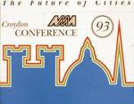 PHOTO CROYDON CONFERENCE; AUG 1993; 199308FA