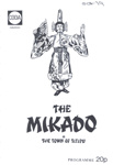 PROGRAMME MUSIC THE MIKADO; OCT 1979; 197910FA