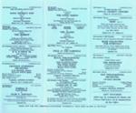 DIARY 1964 NOVEMBER; NOV 1964; 196411BA