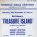FLYER FILM WALT DISNEY TREASURE ISLAND; NOV 1963; 196311BG