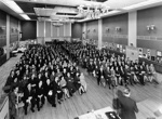 PHOTO FAIRFIELD HALLS ARNHEM GALLERY; NOV 1962; 196211HR