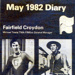 DIARY COVER COMEDY RUSS ABBOT LES DENNIS; MAY 1982; 198205FE