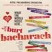 BURT BACHARACH - LEAFLET  ; FEB 2014; 201402NI