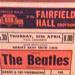 FLYER MUSIC THE BEATLES GERRY AND THE PACEMAKERS April 25th 1963 - colour SUBMITTED RECENTLY ANONYMOUSLY..COULD WHOEVER SUBMITTED THIS ITEM PLEASE CONTACT johnspring@fairfield.co.uk; APR 1963; 196204TA