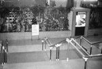 PHOTO FAIRFIELD STAIRS PUBLICATION STAND; SEP 1966; 196609FT