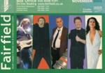 FAIRFIELD DIARY NOVEMBER 2003 BRENDAN SHINE, PATRICK MOORE, BOB GELDOF, KEN DODD, DEREK ACORAH,HOWARD MARKS AND JANE MCDONALD; NOV 2003; 200311BB