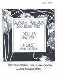 PROGRAMME MUSIC TRINITY COLLEGE CROYDON PHILHARMONIC SOCIETY; JUL 1988; 198807FI