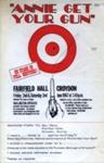 WALLINGTON OPERATIC ANNIE GET YOUR GUN; JUN 1967; 196706BE