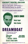 FLYER DREAMBOAT KENNITH CONNOR NICOLA PAGETT; SEP 1967; 196709BS