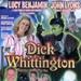 FLYER PANTO CHRISTMAS DICK WHITTINGTON LUCY BENJAMIN JOHN LYONS; DEC 2007; 200712FA