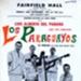 FLYER LOS PARAGUAYOS; NOV 1967; 196711BE