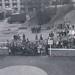 THE BEATLES AT FAIRFIELD HALLS, CROYDON, APRIL 25TH 1963; APR 1963; 196304HA Beatles fans 25th April 1963 Fairfield Halls Croydon