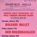 FLYER FILMS BOLSHOI BALLET; JAN 1963; 196301BE