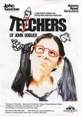 TEECHERS - LEAFLET; OCT 2013; 201310NC