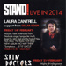 STAND! - LEAFLET  ; FEB 2014; 201402NS