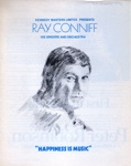 PROGRAMME RAY CONNIFF; OCT 1973; 197310BE