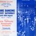 FLYER ARNHAM GALLERY BALLROOM DANCING KEN TAPPER'S; AUG 1965; 196508BE