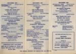 DIARY DECEMBER 1963; DEC 1963; 196312BA