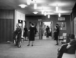 PHOTO ASHCROFT FOYER; DEC 1962; 196212FA