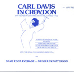 PROGRAMME MUSIC COMEDY EDNA EVERAGE LES PATTERSON CARL DAVIES ROYAL PHILHARMONIC ORCHESTRA; APR 1983; 198304FE