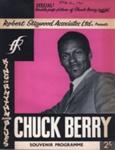 PROGRAMME CHUCK BERRY; JAN 1965; 196501BK